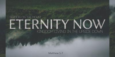 Eternity Now: Kingdom Living in the Upside Down Image
